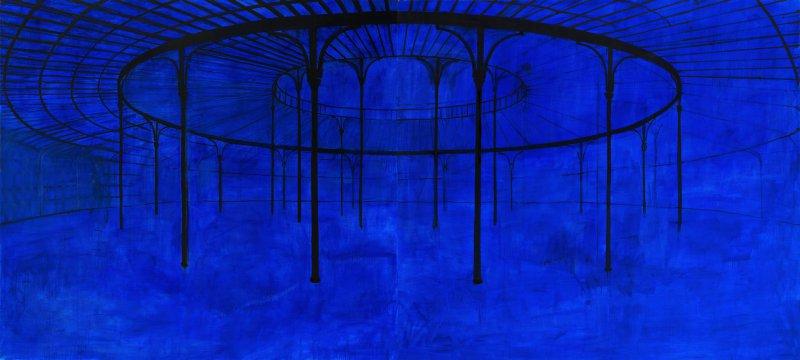 Blue Pavilion