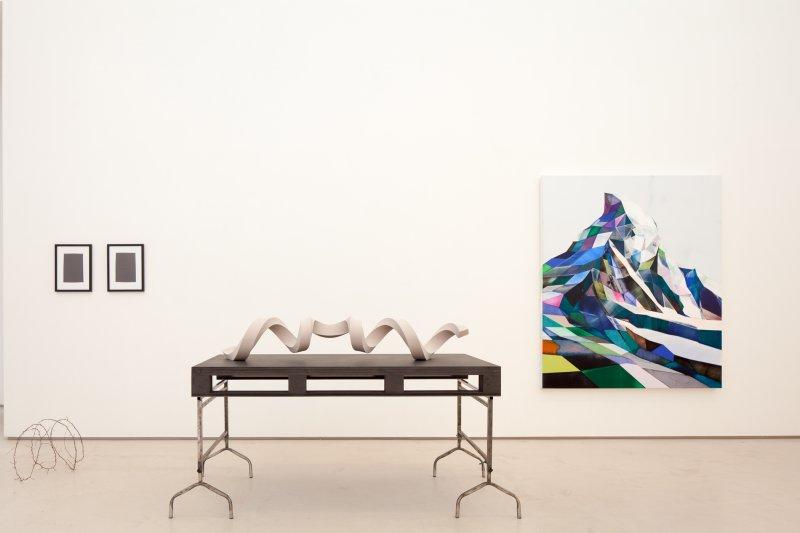 "Exhibition view ""TRANSFORMATION"""