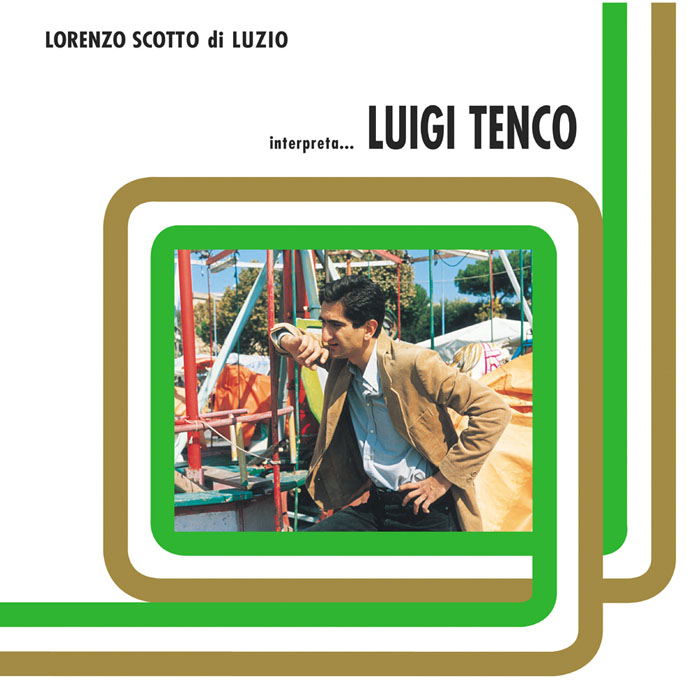 Lorenzo Scotto di Luzio interpreta Luigi Tenco