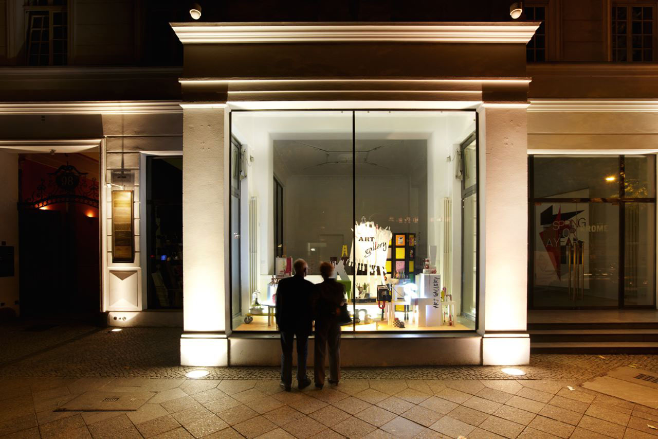 Shop Front Coherence