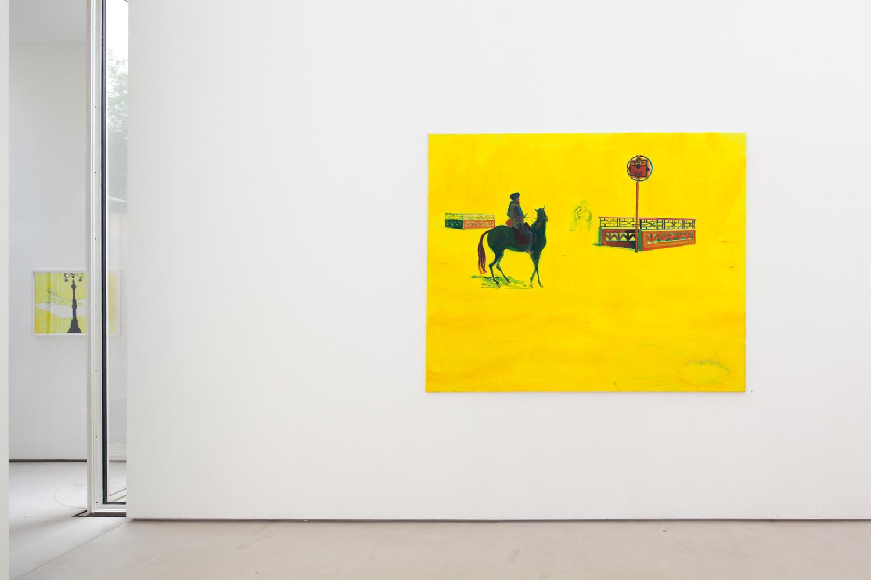 Yellow Metro Rider